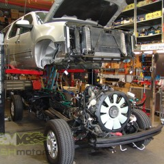 MASH Motors Inc Kansas GM SUV Build Image 10