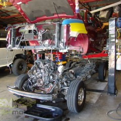 MASH Motors Inc Kansas GM SUV Build Image 5