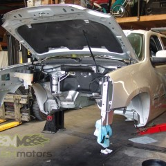 MASH Motors Inc Kansas GM SUV Build Image 8