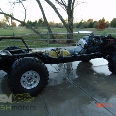 MASH Motors Inc Kansas Hummer H1 Humvee Build Image 1