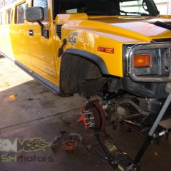 MASH Motors Inc Kansas Hummer H2 Build Image 20