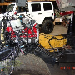 MASH Motors Inc Kansas Hummer H2 Build Image 21