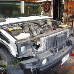 MASH Motors Inc Kansas Hummer H2 Build Image 24