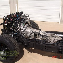 MASH Motors Inc Kansas Hummer H2 Build Image 3