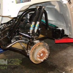 MASH Motors Inc Kansas Hummer H2 Build Image 9