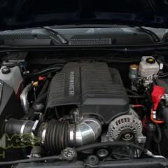 MASH Motors Inc Kansas Hummer H3 Build Image 3