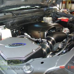 MASH Motors Inc Kansas Hummer H3 Build Image 6
