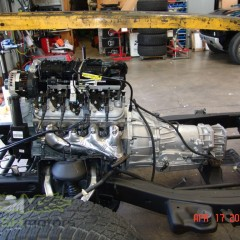MASH Motors Inc Kansas Hummer H3 Build Image 8