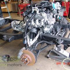 MASH Motors Inc Kansas Hummer H3 Build Image 9