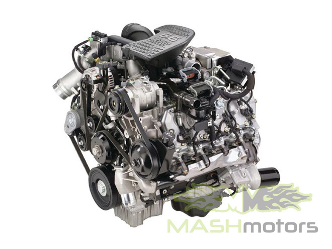 Diesel Conversion Specifications | Mash Motors Inc